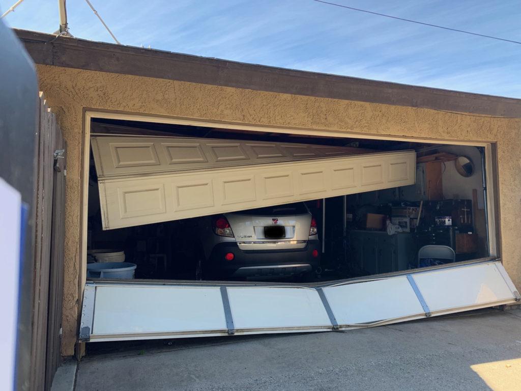 Free estimate on New Garage Door Riverside